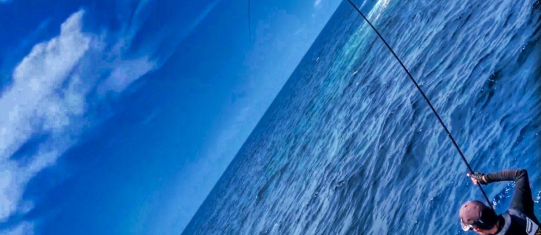 沖磯の防水ソックス